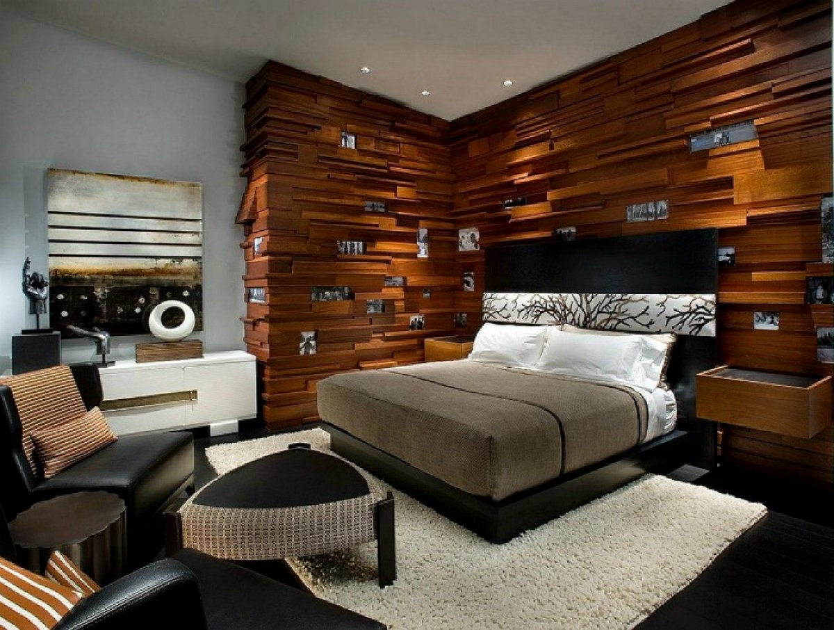 Деревянные стеновые панели: пережиток или тренд?