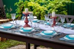 SDK GROUP на Первом канале: садовая мебель для Наташи Королевой