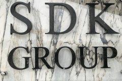 Фасады из мрамора в Краснодаре, камнеобрабатывающий цех СДК Групп, заказать с установкой